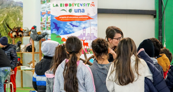 Presentazione della Seconda annualità progetto la Biodiversità è UNA